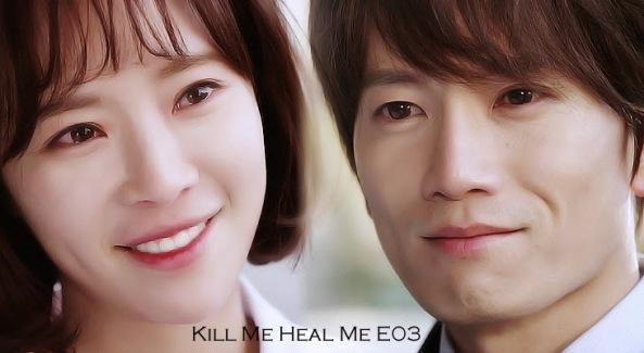 لمشاهدة الحلقتين 3 و4 من دراما Kill Me Heal Me مترجمة يرجى